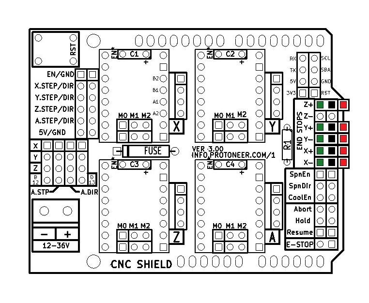 [OX_0680] Cnc Wiring Schematic Schematic Wiring