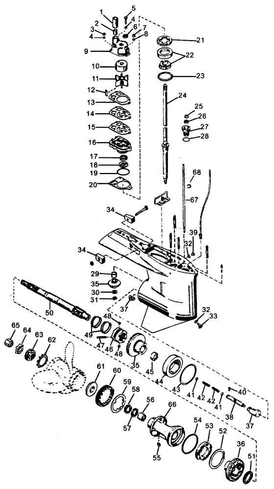 [AB_0365] Mercury Cooling Diagram Download Diagram