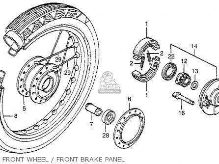 [FO_3635] Honda Nu50 Wiring Diagram Download Diagram