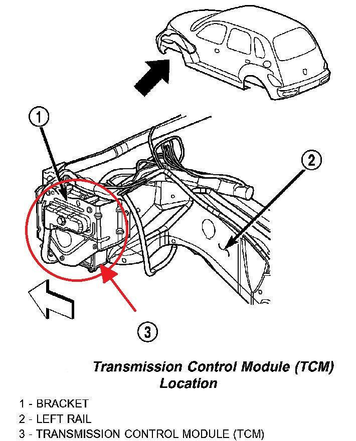 [CD_7795] 06 Pt Cruiser Pcm Wiring Diagram Tcm Download