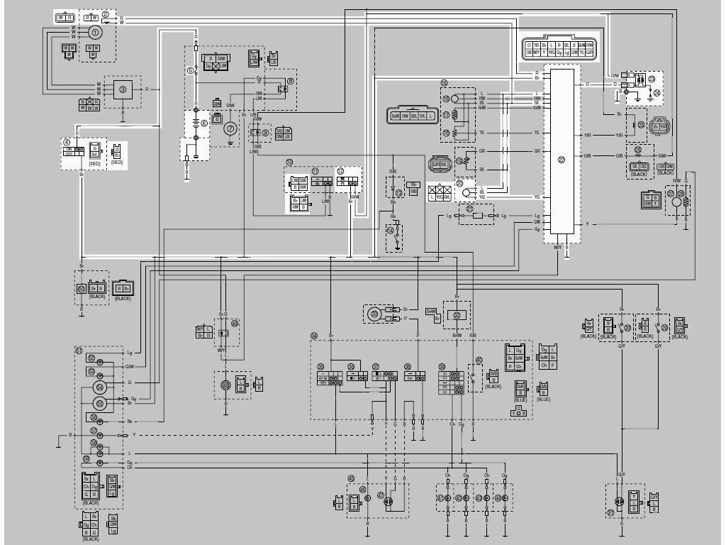 [YZ_4509] Yamaha Xs650 Wiring Diagram On Xs650 Simplified