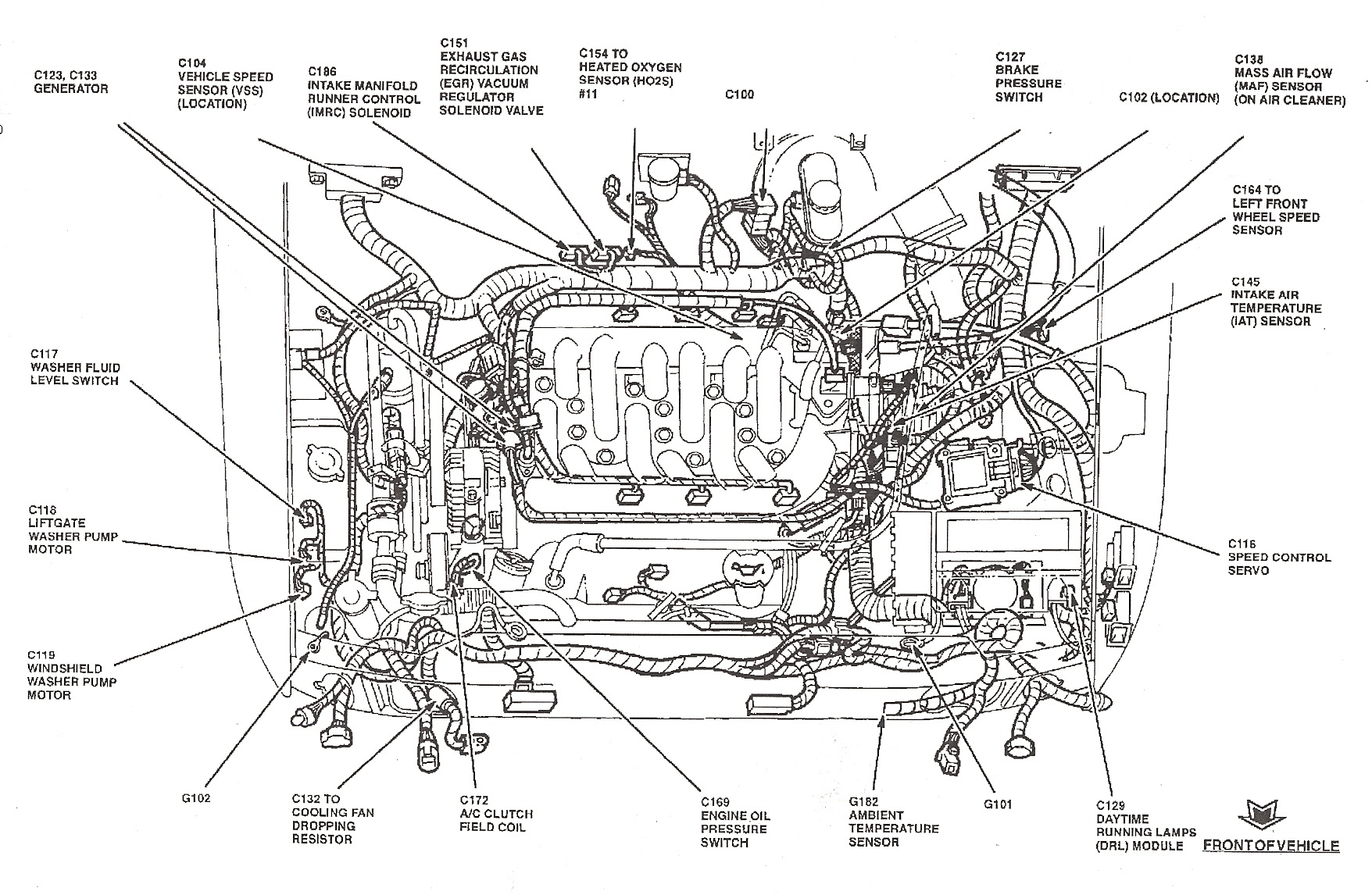 Escape Engine Diagram Daewoo Avia Wiring Diagram