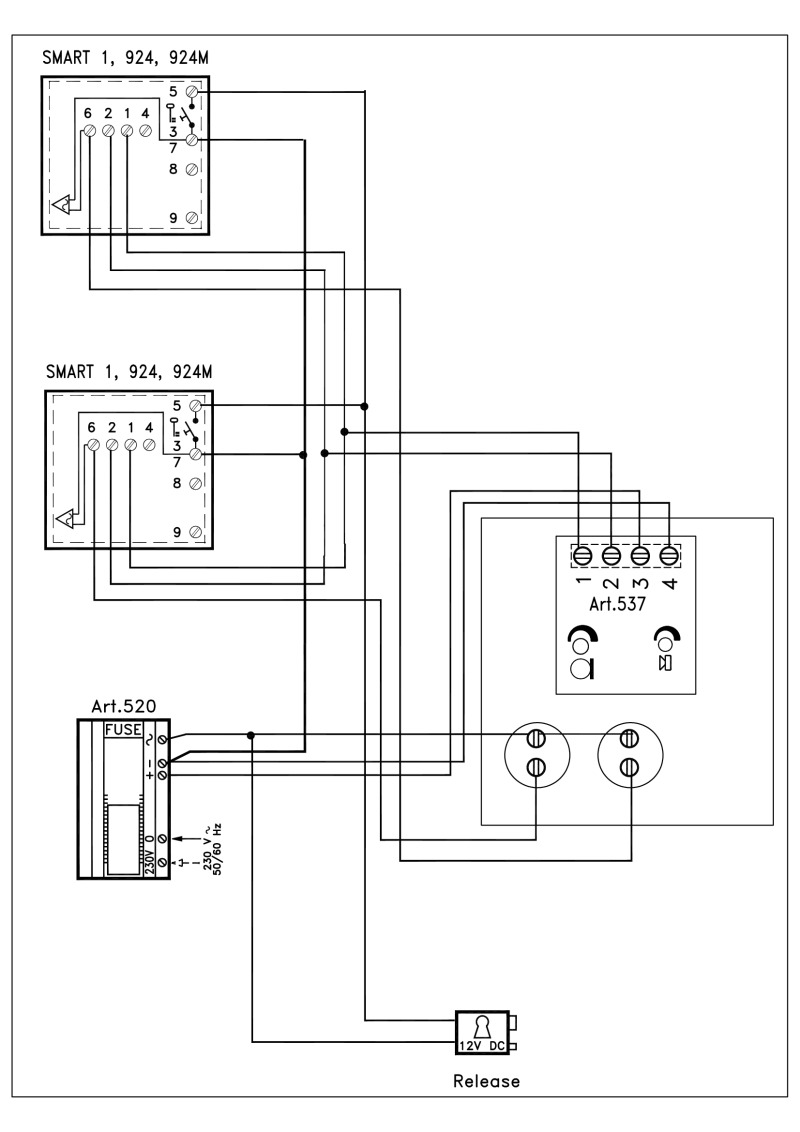 [XG_2286] Videx Smart 1 Wiring Diagram Free Diagram