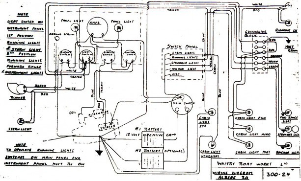 [AS_3395] Boat Light Wiring Diagram Schematic Wiring