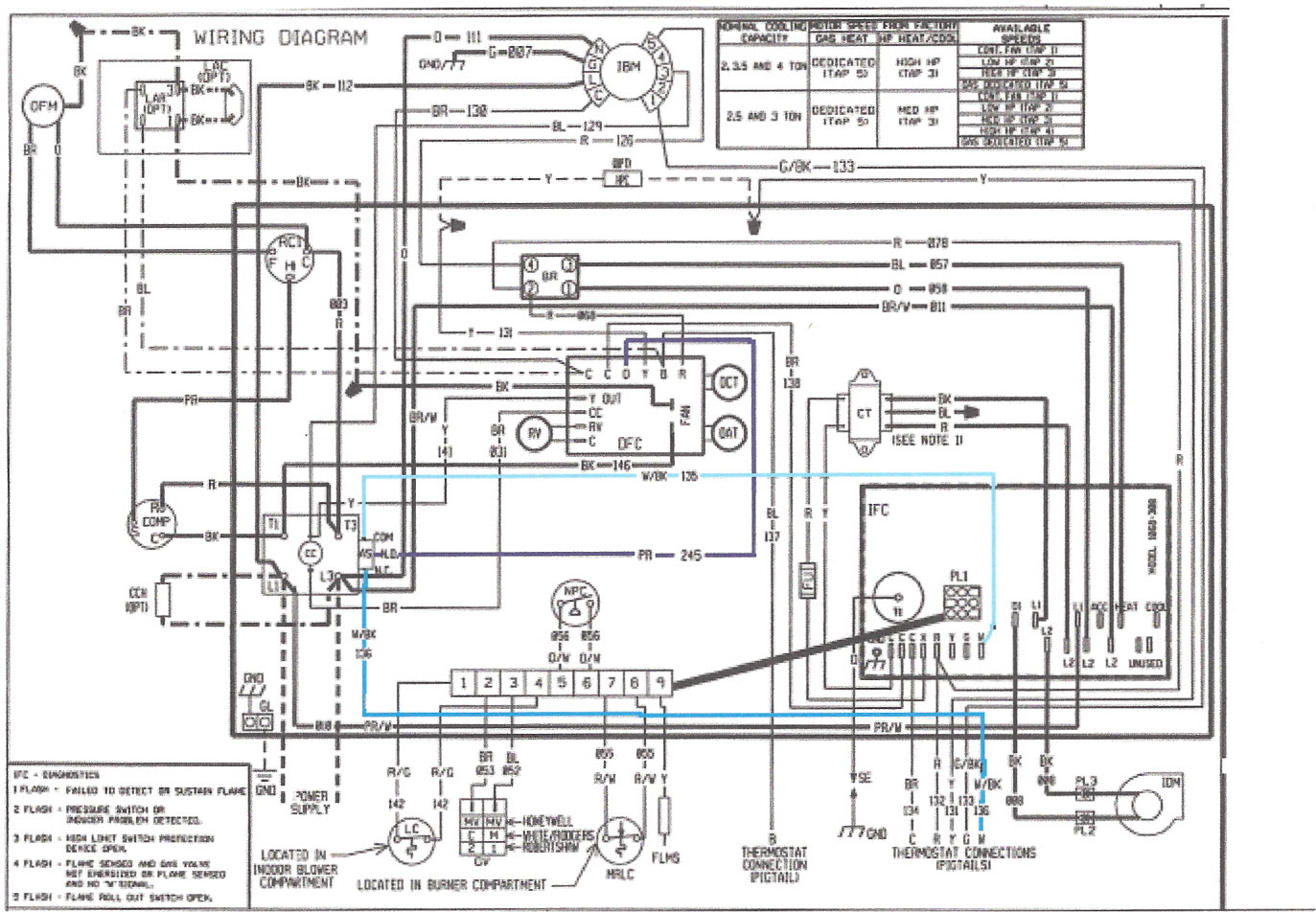Ao Wiring Diagram Also Heat Pump Defrost Circuit