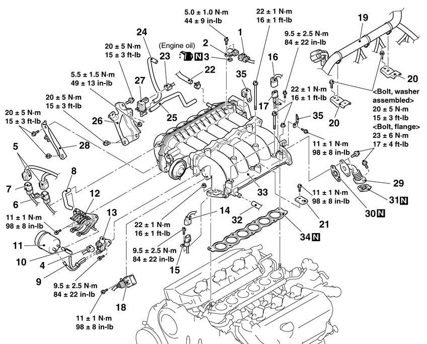 [FX_8294] Mitsubishi Airtrek Turbo Engine Diagram Wiring