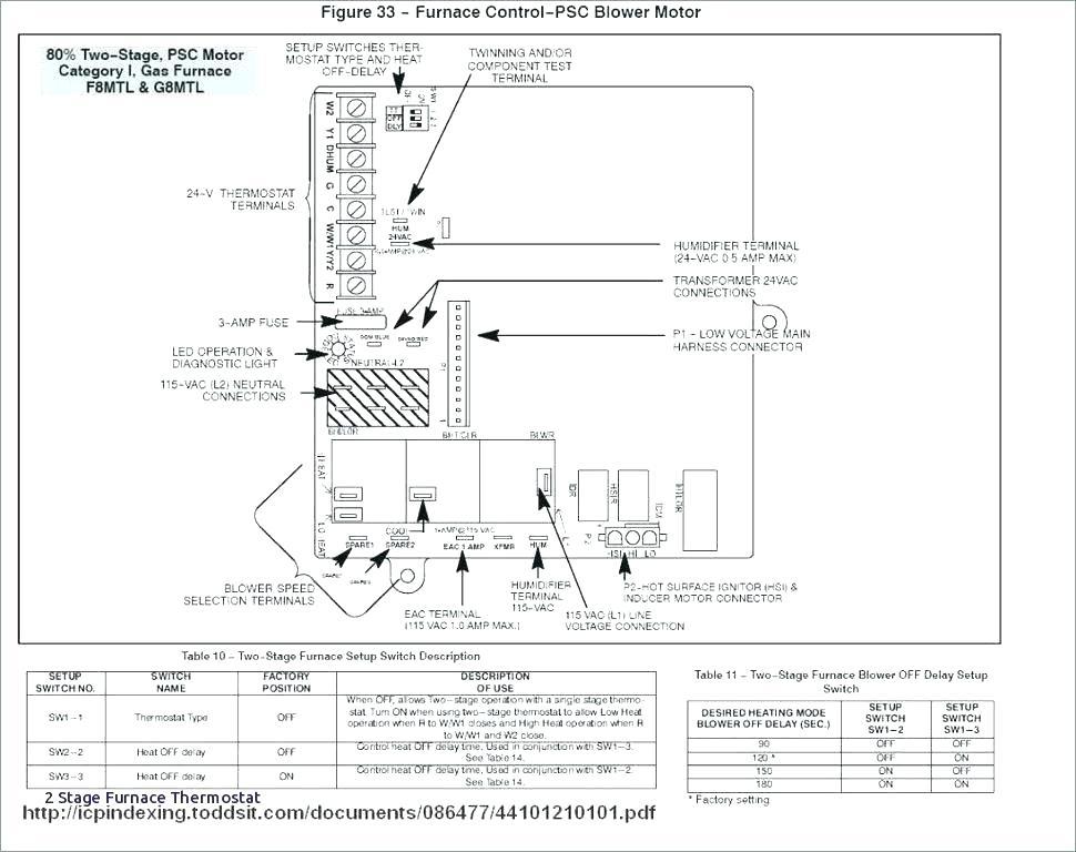 [EF_6411] Furnace Wiring Diagram Furnace Thermostat Wiring