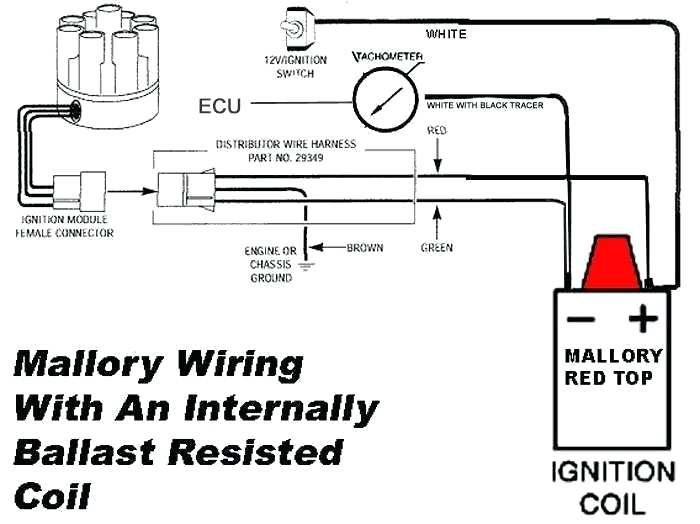 [OS_1491] Mallory 6Al Wiring Diagram Free Diagram