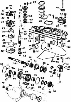 [KM_1041] 18 Horse Evinrude Engine Diagram Latest Image