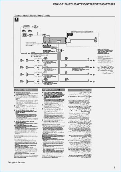[KL_2111] Sony Cdx Gt32W Wiring Diagram Free Diagram