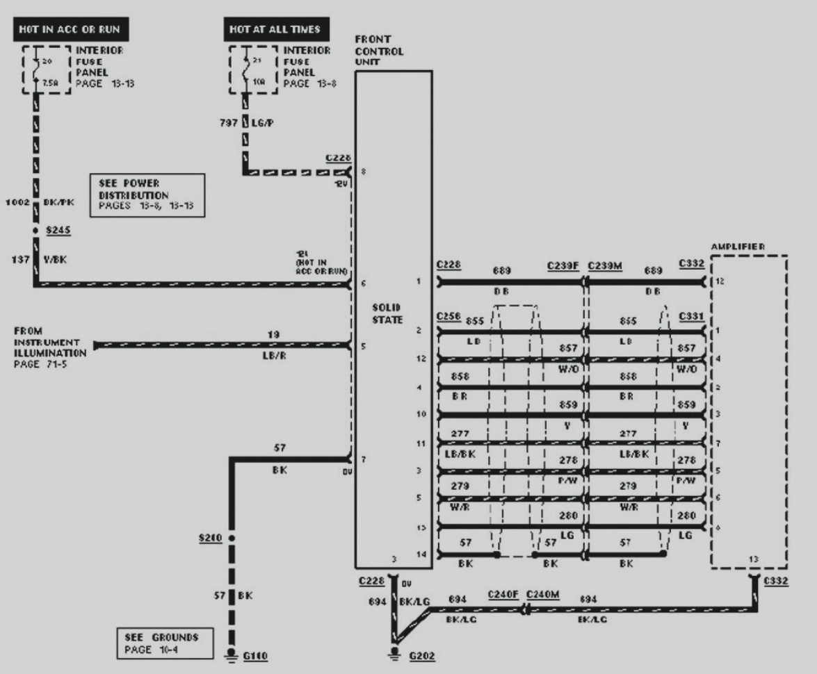 957 Thunderbird Radio Wiring Diagram / Diagram 2002 Lancer