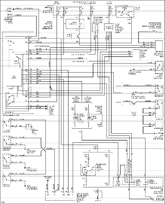 [GD_5599] Volvo V70 Fuse Box Diagram On 2006 Volvo Xc90