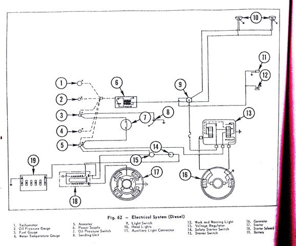 [AC_9356] Mey Ferguson Wiring Diagram Labelled Diagram Of