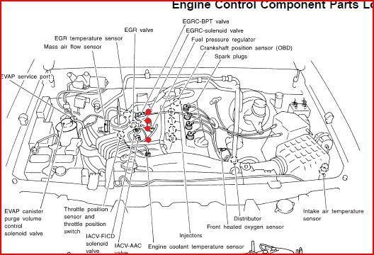[GL_6625] 2011 Nissan Frontier V6 Engine Diagram Wiring