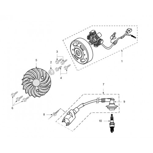 [VE_0201] Peugeot Ludix Wiring Schematic Wiring