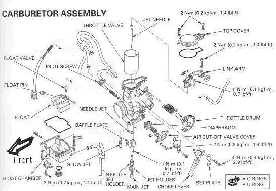 [VG_1756] Honda Motorcycle Engine Diagrams Free Diagram