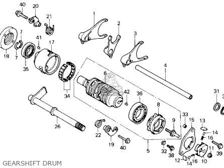 29 87 Honda Trx 350 Wiring Diagram