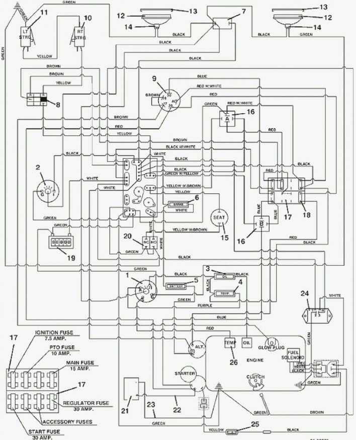 [FH_1705] B7200 Kubota Tractor Parts Diagram On Kubota
