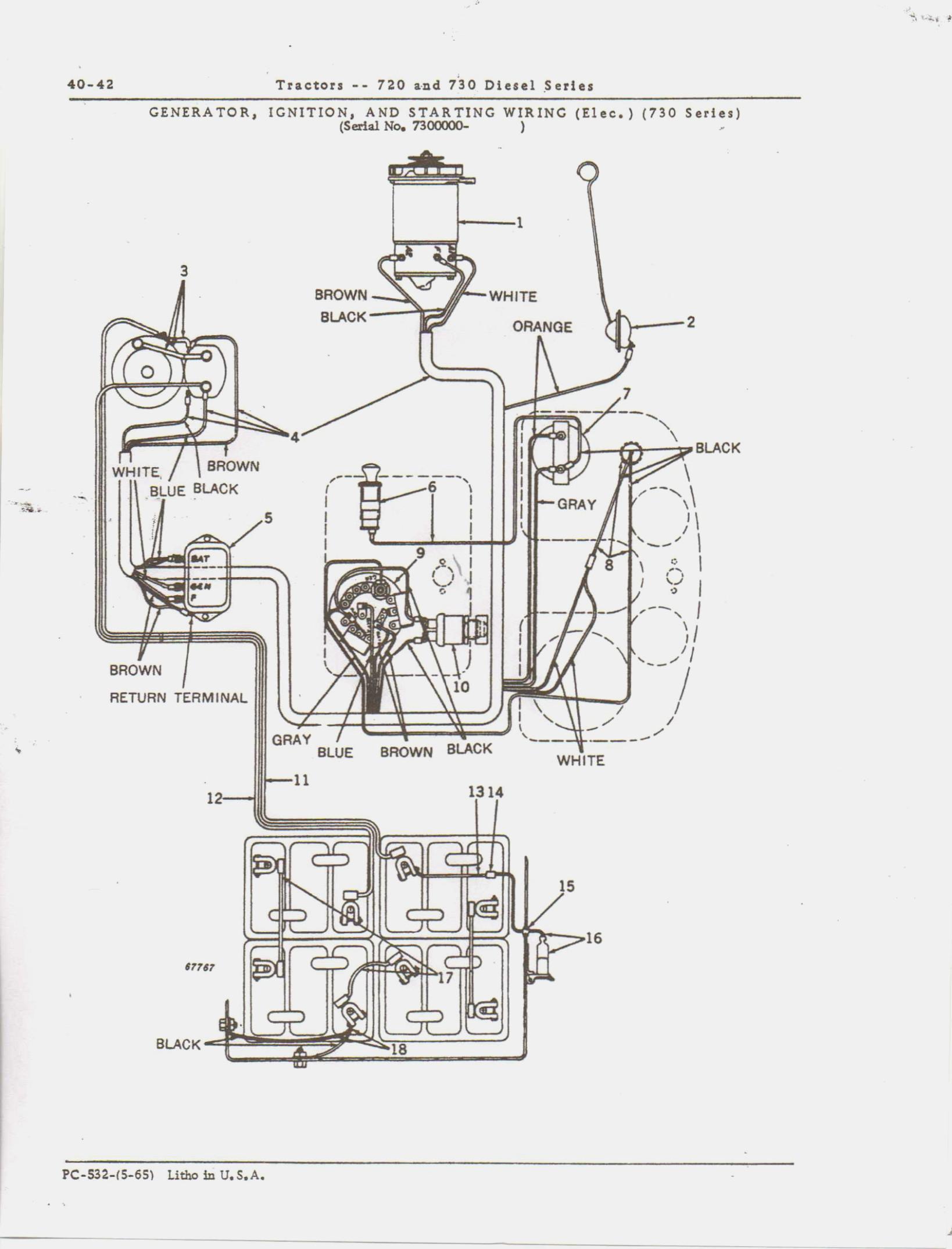 [NO_3383] John Deere 310C Backhoe Wiring Diagram John