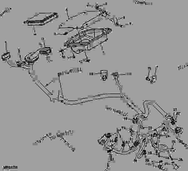 John Deere Gator 825I Wiring Diagram / John Deere Gator