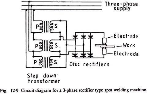 [34+] Schematic Diagram Welding Machine