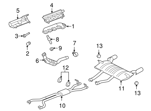 [FG_8410] Jaguar Exhaust Manifold Diagram Download Diagram