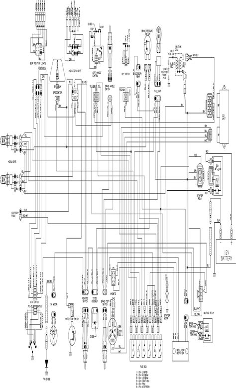 [DF_7294] 1965 Ford Mustang Wiring Diagram Also 1964 Ford