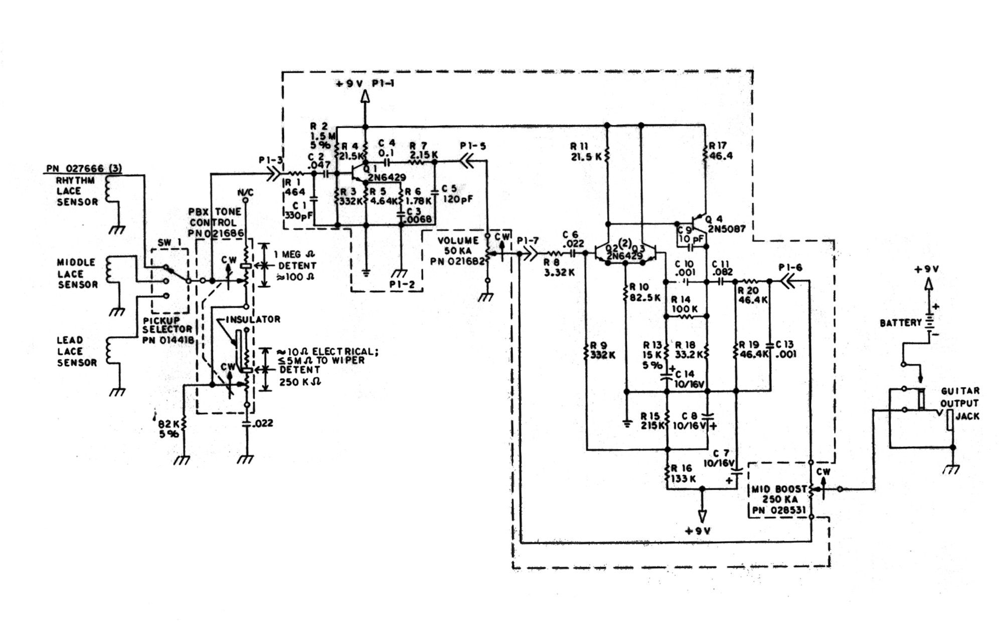 [SR_6844] Fender Noiseless Pickups Wiring Diagram Wiring
