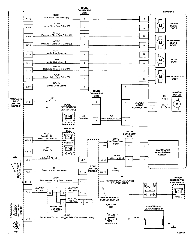 [MY_3130] 2005 Jeep Wiring Diagrams Wiring Diagram