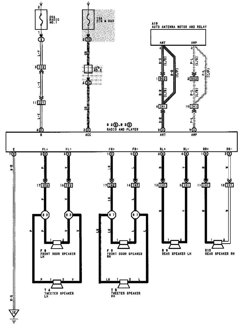 [DIAGRAM] Wiring Diagram For A Celica 94 FULL Version HD