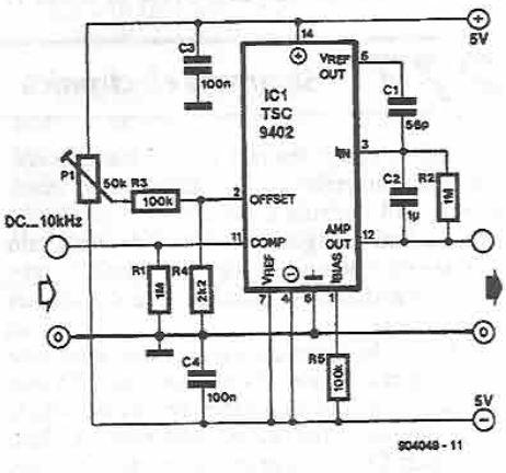 [HM_8829] Frequency Converter Schematic Schematic Wiring