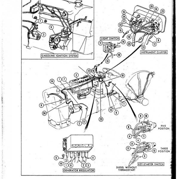 [XV_4250] Ford Car Manuals Wiring Diagrams Pdf Free Diagram