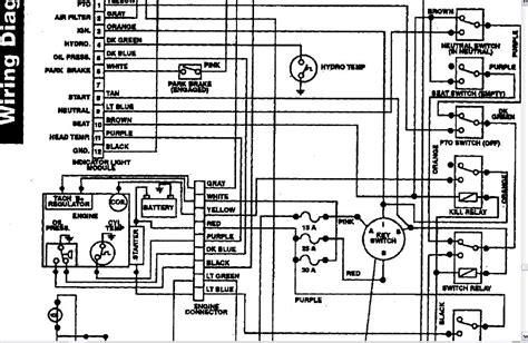 tx0699 wheelhorse wiring diagram wiring diagram