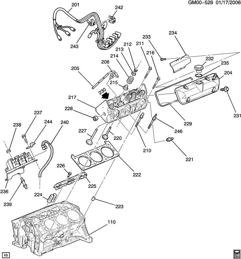 [AK_4781] Chevrolet Lumina Ls 3 1 V6 Gas Wiring Diagram