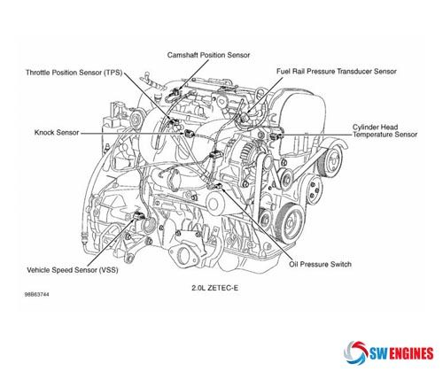 [RA_6178] Ford V10 Engine Diagram Download Diagram