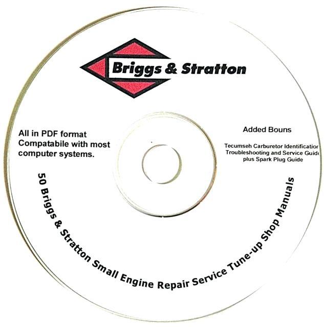 [CZ_0487] Briggs And Stratton Engine Manual Free Diagram