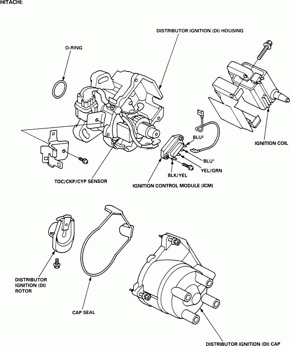 [WA_1373] Honda Civic Front End Iagram Download Diagram