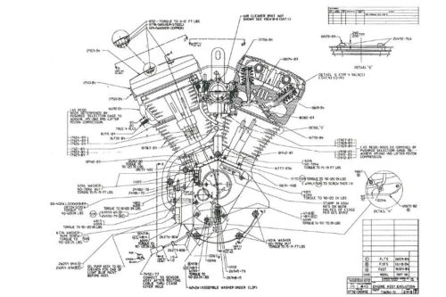 [FE_8373] Panhead Wiring Diagram Furthermore Harley