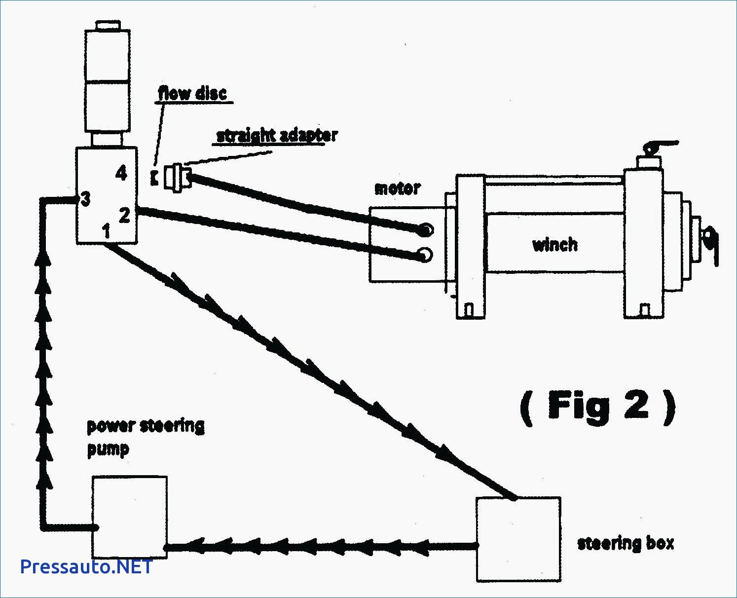 Mile Marker Winch Wiring Diagram / 3 Pole Solenoid Wiring