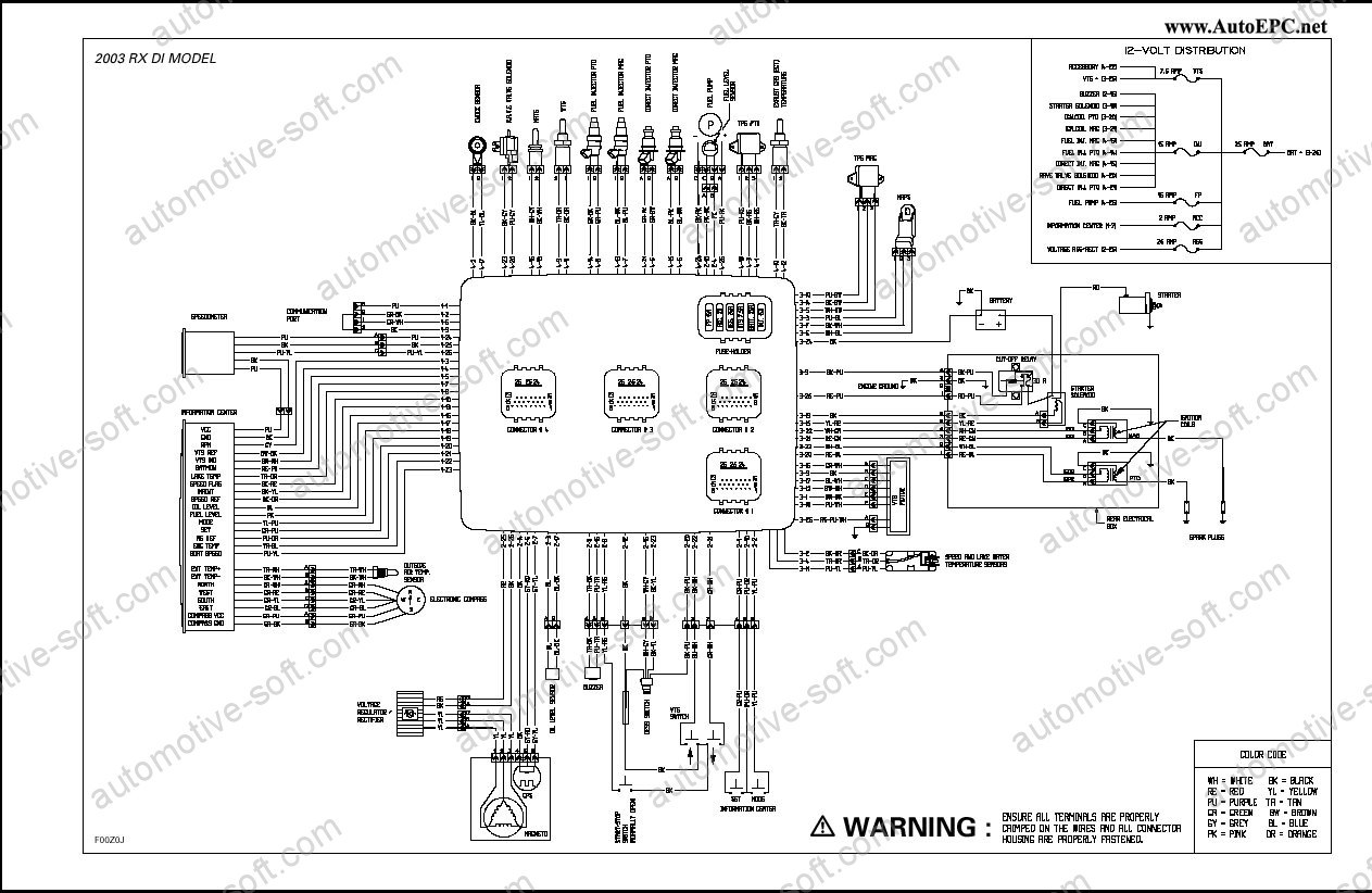 [DIAGRAM] Seadoo Sportster Motor Diagram
