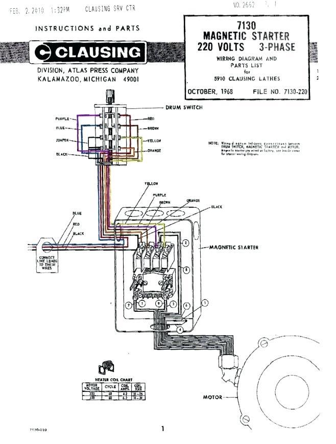 3 Phase Air Compressor Pressure Switch Wiring Diagram