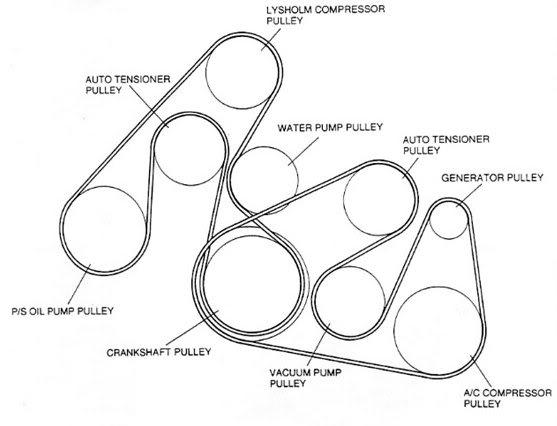 2006 Mazda Tribute Engine Diagram / 04 Tribute 3 0 Vacuum