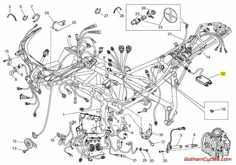 [RD_2333] Ducati 1098 Wiring Diagram Schematic Wiring