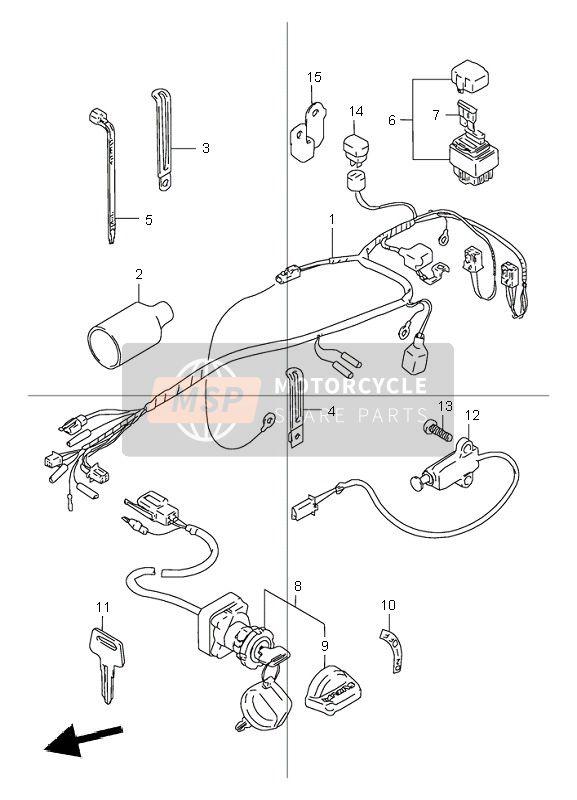 [DIAGRAM] Suzuki 230 Quadrunner Wiring Diagram FULL