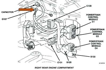 [DK_2051] 05 Dodge Ram 1500 Fuse Box Free Diagram