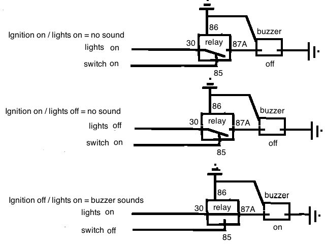 [LM_1286] 24Vdc Buzzer Wiring Diagram Download Diagram