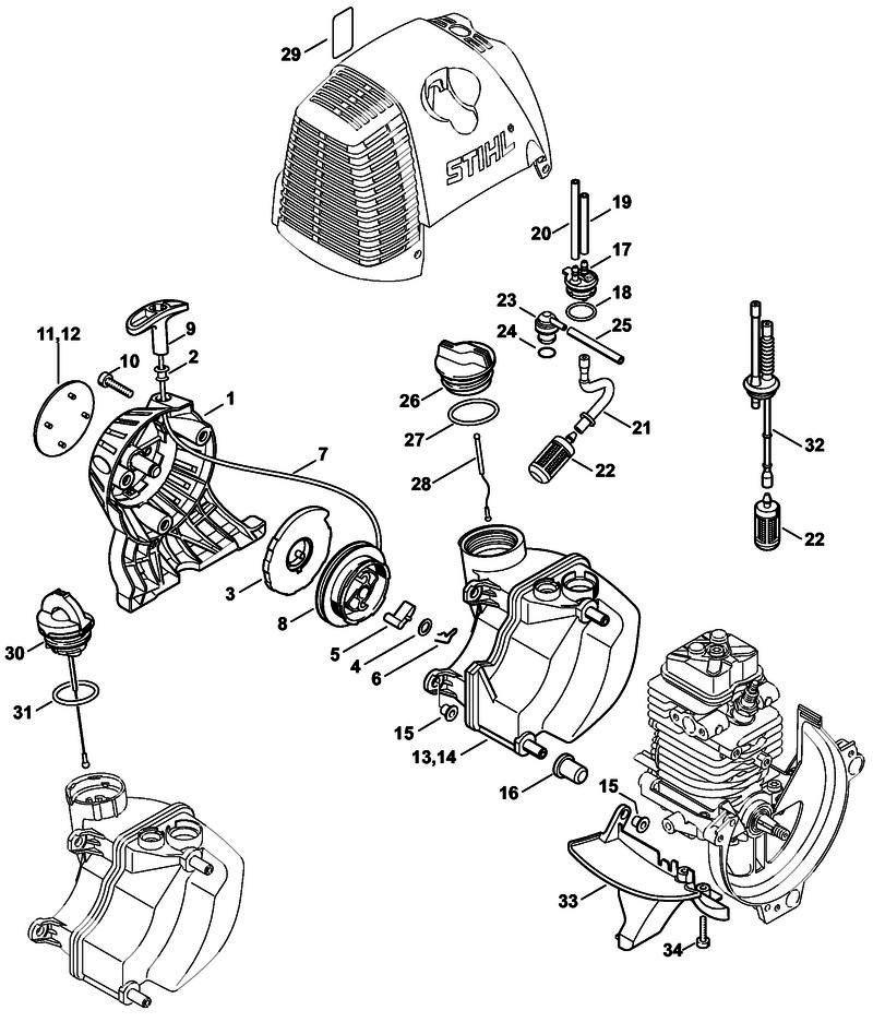 [ZY_5159] Terex Crane Ac40 2Ac40 2L Wiring Diagram Auto