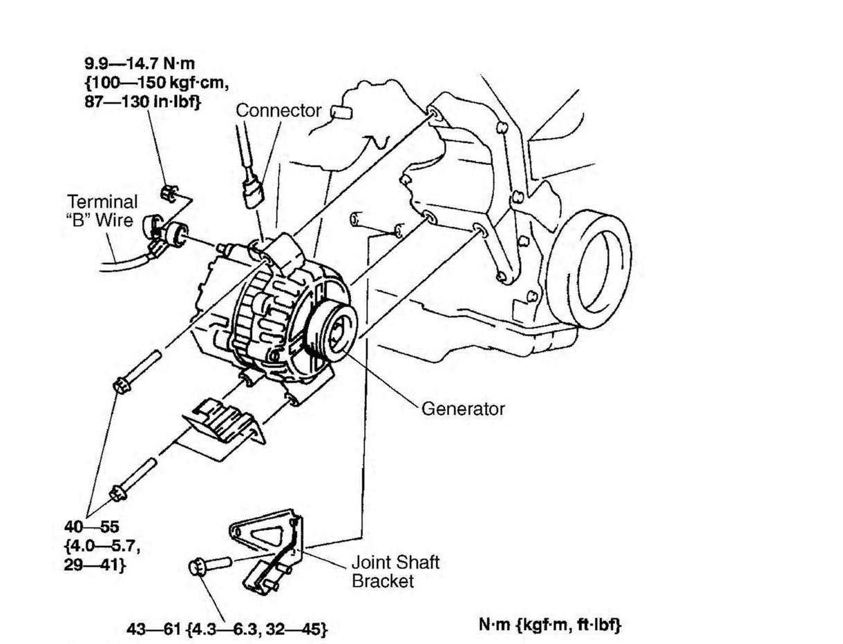 2001 Mazda Tribute Engine Diagram / Vacuum Line Diagrams
