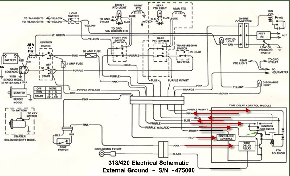 [HL_4825] Z425 Wiring Diagram Download Diagram