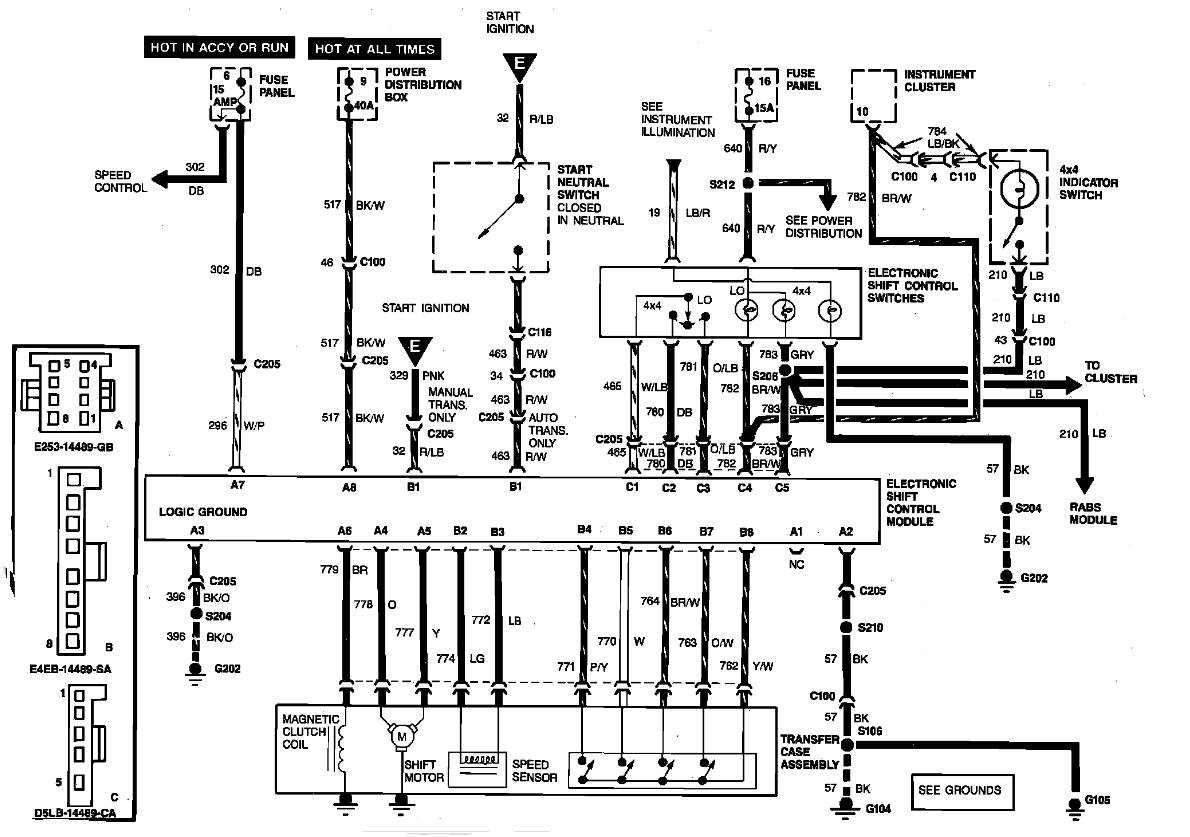 [KW_1184] Transfer Case Wiring Diagram Get Free Image